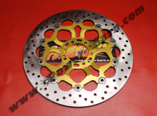 Brembo OEM  Semi Floating Snowflake Brake Rotor 08200384