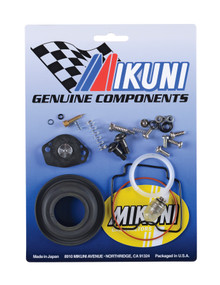 This Mikuni BSR33-P68 carburetor rebuild kits contain all the necessary genuine Mikuni components to rebuild your OEM Yamaha Rhino Mikuni BSR33 carburetor.  Includes genuine gaskets, o-rings, screws, and clips however does not contain any...