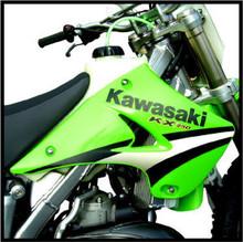 Clarke 3.3GAL Fuel Tank for Kawasaki 1999-2002 KX250 Motocross