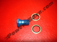 ISR Master Cylinder Replacement Banjo Bolt M12 x 1.25mm