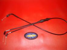Honda CB450 Custom Throttle Cable for Mikuni VM Carburetors