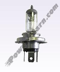 Quartz Halogen H-4 Heavy Duty Standard and Colored Headlight Bulbs