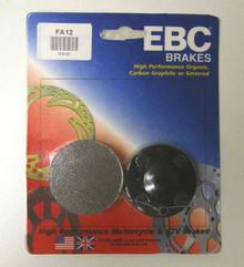 EBC FA12 Organic Brake Pads