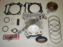 Cylinder Works Cylinder Kits for Arctic Cat DVX, Kawasaki KLX and KFX, Suzuki DRZ and LTZ