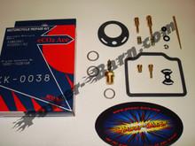Keyster Carburetor Rebuild Kit for Kawasaki KZ200 KK-0038