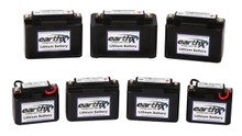 EarthX Lithium Batteries for Motorcycles