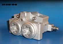 ISR Radial Mount Rear Brake 4 Piston CNC Billet Monobloc Calipers 22-048