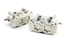 ISR Radial Mount Front Brake 4 Piston CNC Billet Monobloc Calipers 22-047
