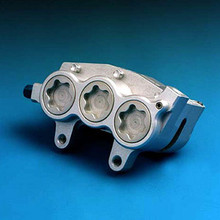ISR Axial Mount Front Brake 6 Piston CNC Billet Monobloc Calipers with 58mm Centers