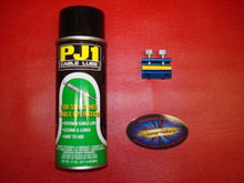 PJ1 Cable Lubrication Kit with Cable Lube Tool