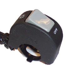 K&S Yamaha OEM Style Handlebar Headlight Switch Switchpack 12-0051