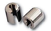 Chrome Wheel Weights for Harley-Davidson Spoke Wheels