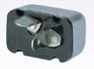 Universal Square Style Turn Signal Flasher Relay 12V/23W