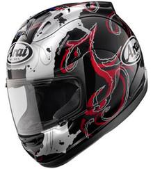 Arai Corsair V Haslam Helmet