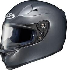 HJC RPS-10 Solid Anthracite Helmet