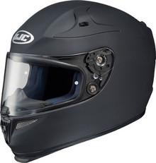 HJC RPS-10 Solid Matte Black Helmet
