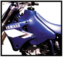 Clarke 3.3GAL Fuel Tank for Yamaha YZ400F, YZ426F, and YZ250F Off-Road Motorcycles
