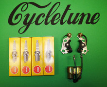 1974-1980 Kawasaki KZ650 Tune Up Kit By Cycletune