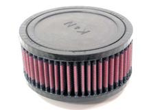 K&N Universal Round Straight  Air Filter RU-0650