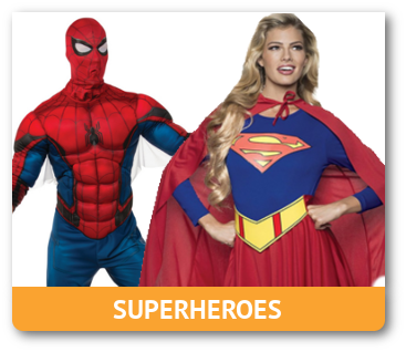 Adult Superhero Costumes