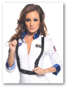 Women's Astronaut Costumes