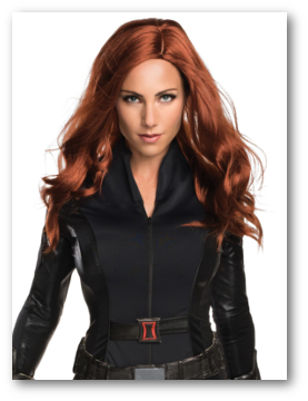 Women's Black Widow Costumes