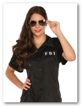 Women's Police Officer Costumes