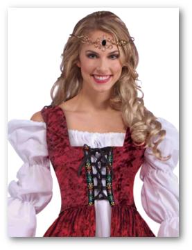 Women's Renaissance Costumes