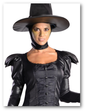 Women's Witch Costumes