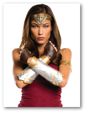 Women's Wonder Woman Costumes