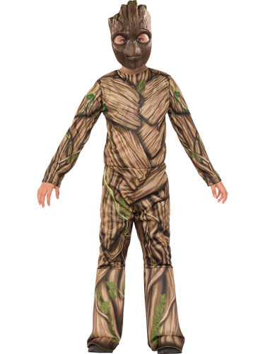 Child's Boys Guardians Of The Galaxy Vol. 2 Groot Costume