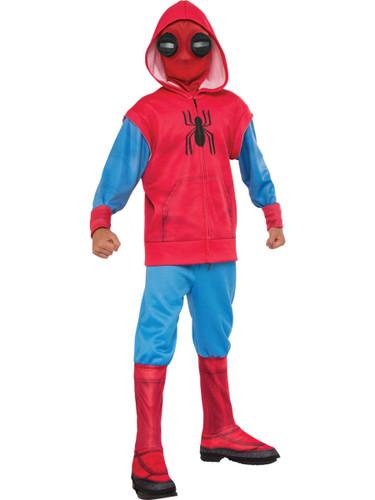 Child's Boys Spider-Man Homecoming Hoodie Sweats Costume