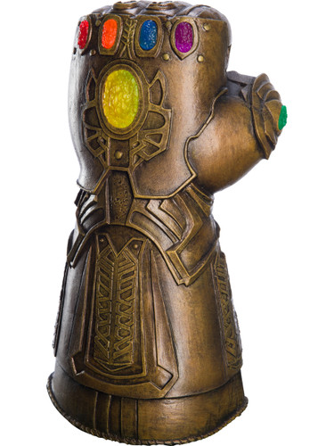 Adults Deluxe Avengers Infinity War Infinity Gauntlet Thanos Costume Accessory