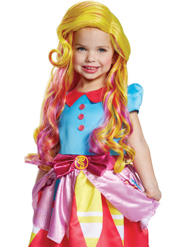 Child's Girls Sunny Day Sunny Wig Costume Accessory