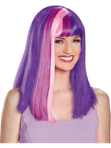 My Little Pony Twilight Sparkle Women's Wig Costume Accessory