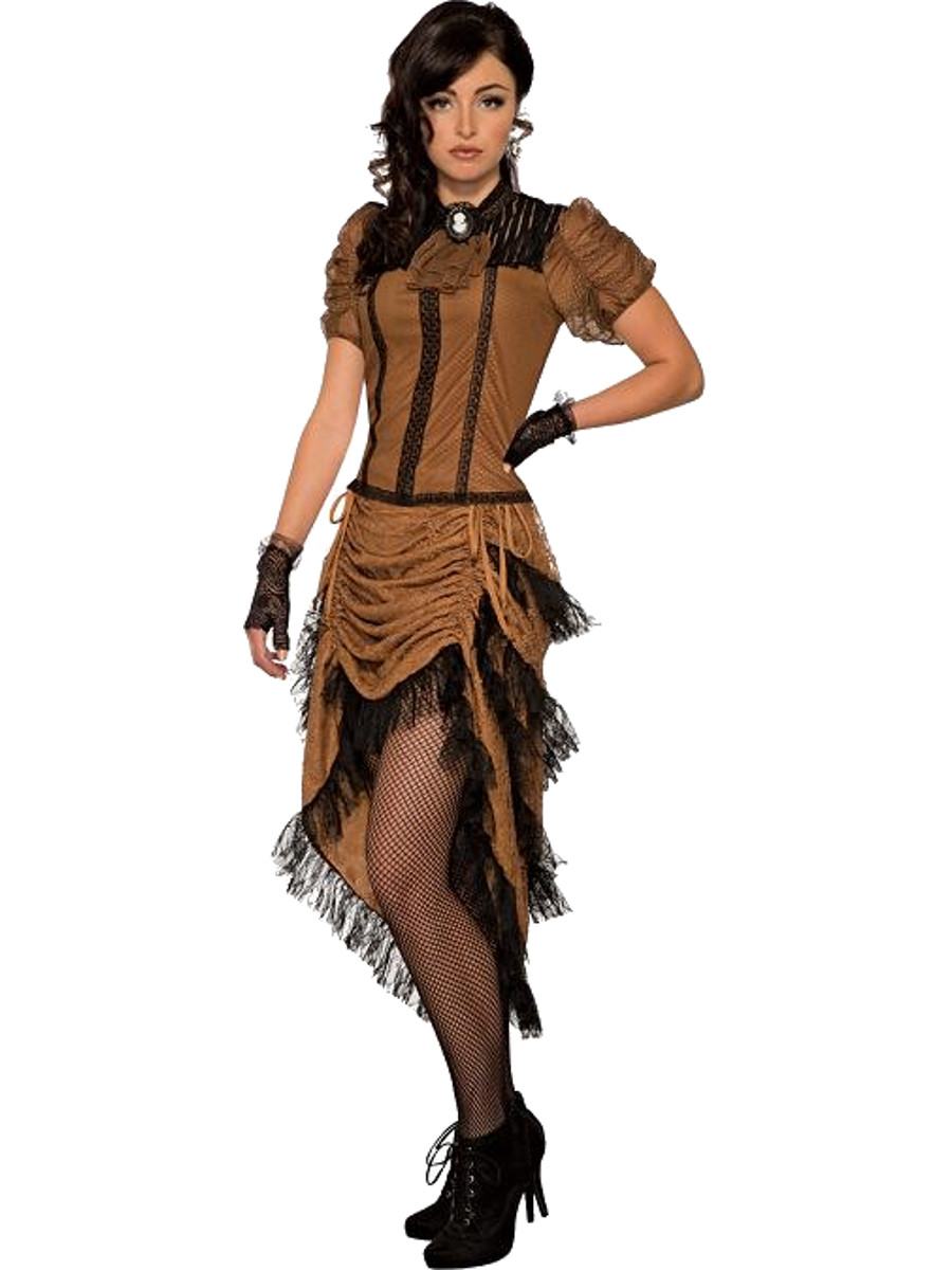 Last Dance Saloon Women S Costume