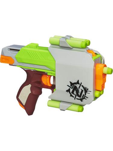 Nerf Zombie Strike Sidestrike Pistol Toy
