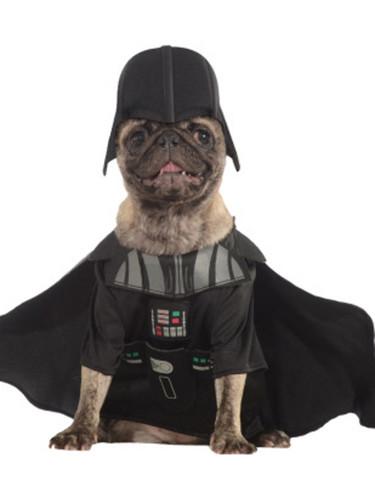 Star Wars Darth Vader Sith Dog Pet Costumes