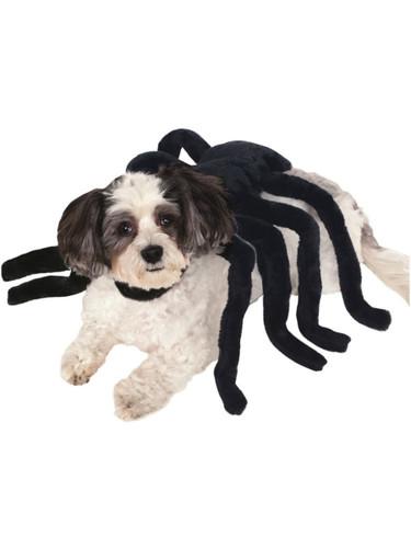 Spooky Halloween Spider Harness Pet Dog Costumes