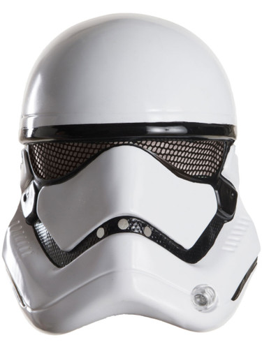 Child's Star Wars Episode VII Stormtrooper 1/2 Mask Helmet Costume Accessory