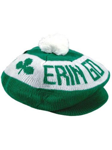 New St. Patricks Day Erin Go Bragh Braugh Irish Tam Hat