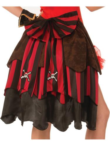 Bullicio para mujer de la falda del pirata-1499