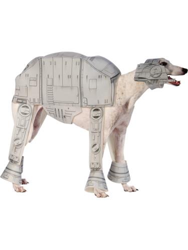 Star Wars At-At Imperial Walker Pet Dog Costumes