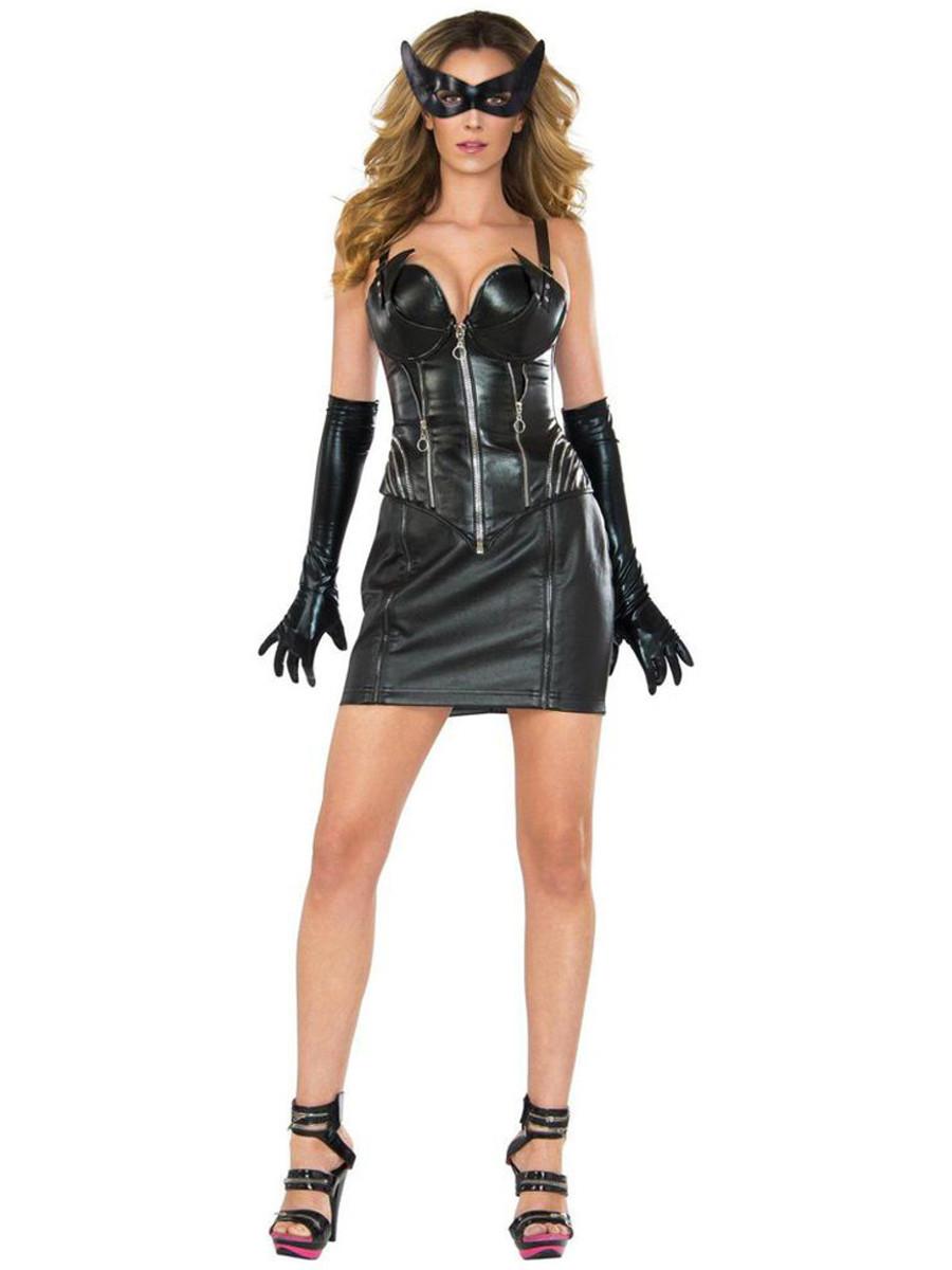 Erotic costume men women sets