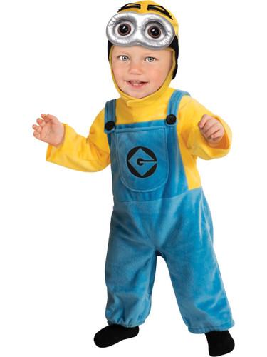 Kids Boys Child Minion Dave Despicable Me Costume
