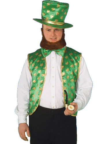 New Saint Patricks Day Leprechaun Costume Accessory Set