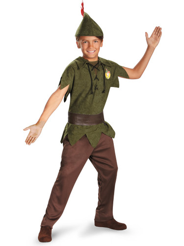 Child Official Disney Peter Pan Costume