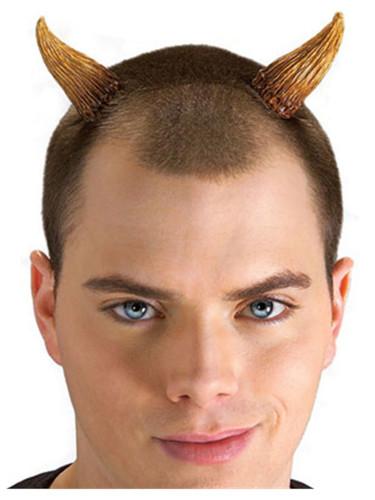 Deluxe Devil or Demon Costume Accessory Bone Horns