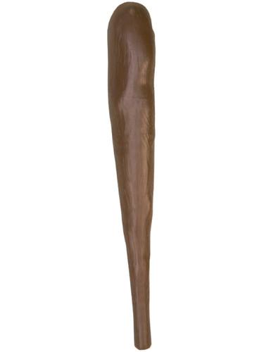 Caveman Tarzan or Viking Costume Accessory Wooden Club