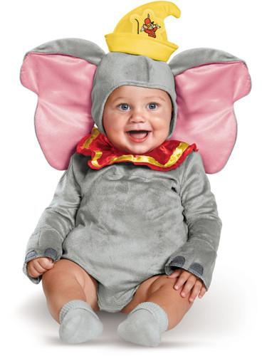 Child's Boys Disney Flying Elephant Dumbo Costume